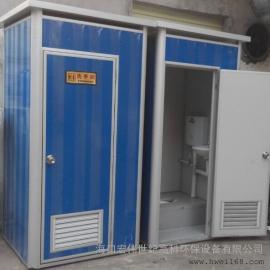 海南集装箱移动厕所