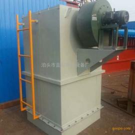 蓝科新一代脉冲系列单机布袋除尘器HMC化工厂单机性能稳定成本低