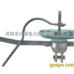 厂家生产地线型盘型悬式玻璃绝缘子U70CN/200
