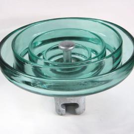 耐污型盘型悬式玻璃绝缘子生产厂家U70NP/146H