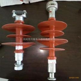 针式复合绝缘子FPQ-10/4T16绝缘子厂家