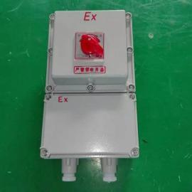 BDZ52-10A化工厂用防爆断路器