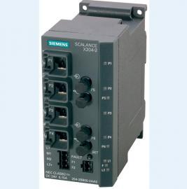 西门子交换机6GK5208-0BA10-2AA3
