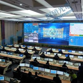 视频监控用P1.875超高清led电子拼接屏系统报价方案