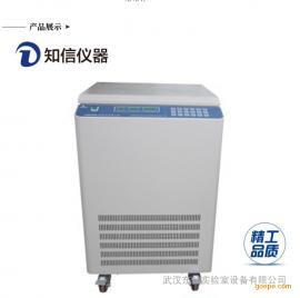 上海知信L4542VR立式低速冷�鲭x心�C