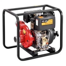 186F动力防汛三寸柴油高压水泵HS30PI