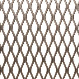 福建供应金属板菱形钢板网规格美观大方防滑耐磨