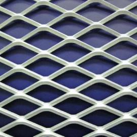广东供应染漆钢板网菱形钢板网厂家美观大方防滑耐磨