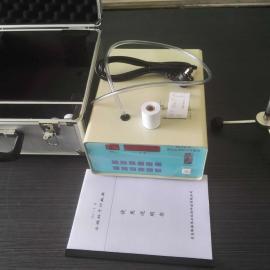 车间微尘检测台式尘埃粒子计数器CLJ-E
