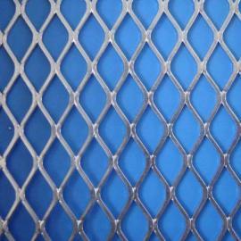 贵阳实体厂家生产脚手架专用菱形钢板网规格美观大方坚固耐用