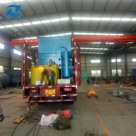 加工定做絮凝斜管沉淀器 絮凝斜管沉淀器 沉淀池 厂家生产