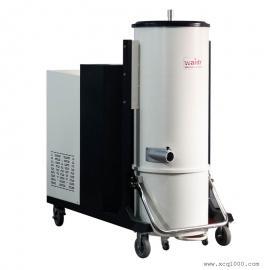 自主反吹工业吸尘器 威德尔脉冲反吹吸尘机WX75F
