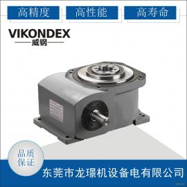 威钢90DA系列平台桌面型高精度凸轮渗碳研磨型间歇分割器