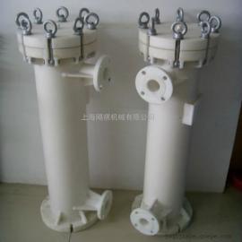 飓祺供应吊环螺母PP袋式过滤器 PP精密过滤器 PP保安过滤器