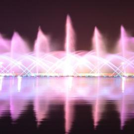 西安喷泉公司 陕西喷泉设计施工 音乐喷泉安装