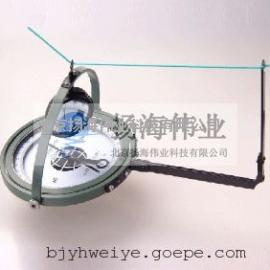 悬挂式罗盘测角仪