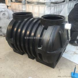 天津1吨耐酸碱污水化粪池塑料化粪池三格化粪池一体化