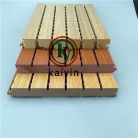 防撞木质吸音板厂