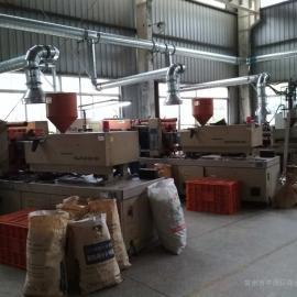 芜湖注塑机废气治理设备 废气处理 中康环保