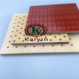 阻燃木质吸音板厂