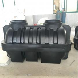 直销泊头1.5T一体化化粪池 PE化粪池 地埋式污水处理设备