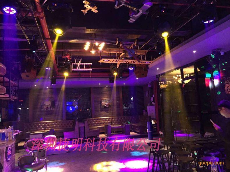 酒吧舞台灯光音响设备设计