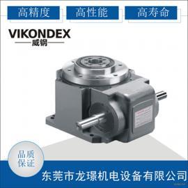 转盘丝印机专用威钢4工位分割器