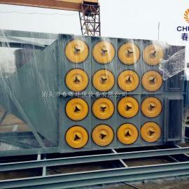 打磨抛光小集尘设备 西峰6个滤筒单机除尘器|厂家网上订单