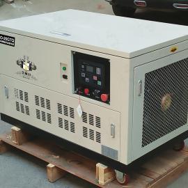 工程用25kw汽油发电机组
