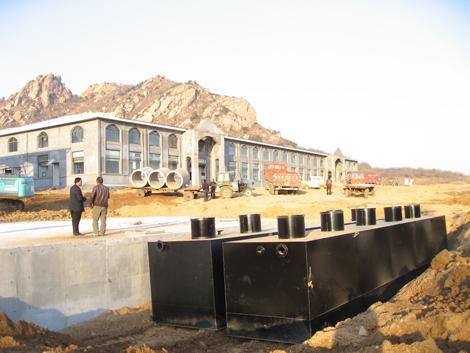 医院专业污水处理设备厂家
