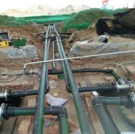 漳平市加油站热塑性双层管