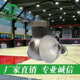 学校篮球馆LED照明灯|室内篮球馆LED灯具