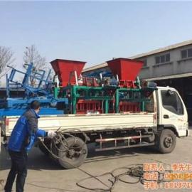 贵州砌块机,强力机械,大型砌块机