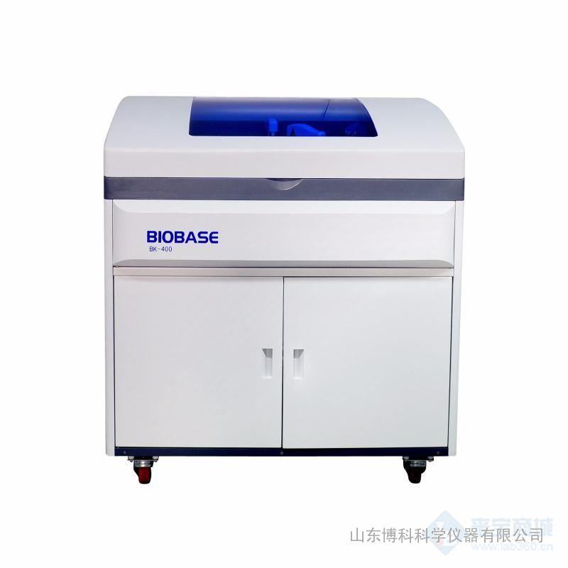 生化仪-博科BK-400全自动生化分析仪400测试/小时