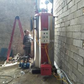 立式圆柱小型燃气蒸汽锅炉 0.20.30.5吨燃气蒸汽锅炉销售