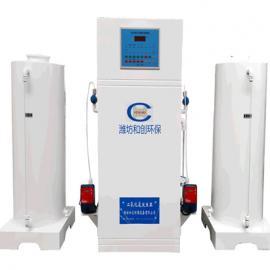 高效二氧化氯发生器原理/城镇水厂消毒设备