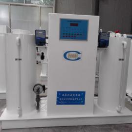 污水厂消毒设备/二氧化氯发生器应用优势