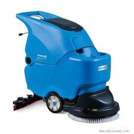 无锡工厂车间地面清洗机-荣恩R-50B车间地面洗地机