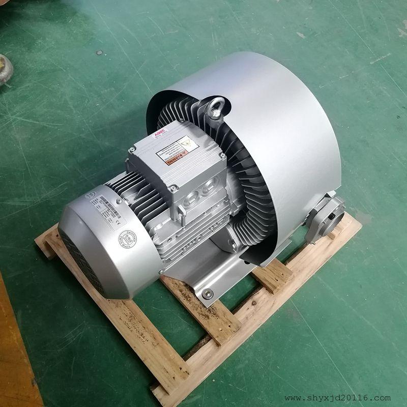 3KW双极旋涡高压风机