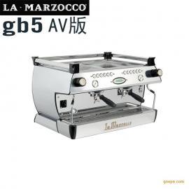 La Marzocco辣妈GB5 AV版双头半自动咖啡机