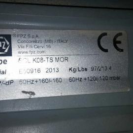优势供应意大利FPZ风机SCL K04-MS GVR ATEX II 3G/D