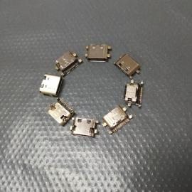 type-c沉板母座(沉板1.0-1.2-1.6-2.0)贴片24P USB3.1母座