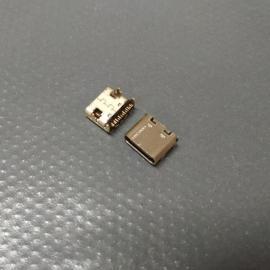 贴片16P TYPE-C母座/卧式贴板type-c 16PIN母座(双面插)