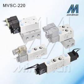 娄烦供应金器气动阀MVSC-180-4E2C-NO-AC110-L-LP