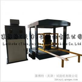 井盖压力试验机 液压加荷 四柱固定结构