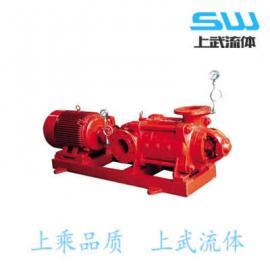 卧式多级消防泵 XBD系列卧式多级消防泵