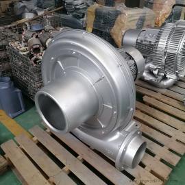 TB-20015交流中压离心风机 11KW透浦式中压风机