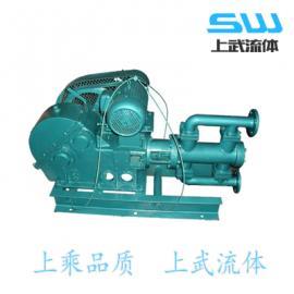 WB型电动往复泵 WBR系列电动高温往复泵