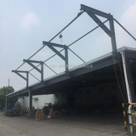 霍尼韦尔生命线系统屋面式垂直式头顶式装卸货水平生命线系统