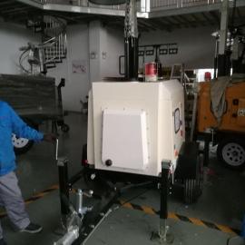 4000W全方位移动式应急救援照明灯塔